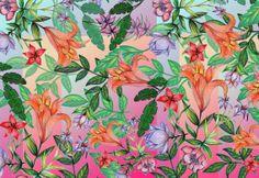 https://www.facebook.com/FlorentinaPrint flower print