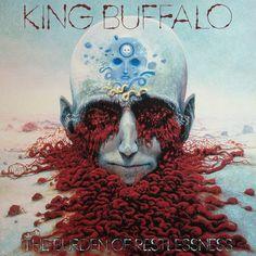 Metal Albums, Thrash Metal, Death Metal, Hard Rock, Black Metal, Rock N Roll, Album Covers, Buffalo, Rooster
