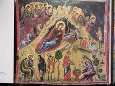 415 Saints, Painting, Jesus Christ, Life, The Nativity, Painting Art, Paintings, Painted Canvas, Drawings