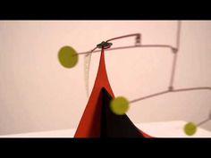 Alexander Calder's The White Sieve