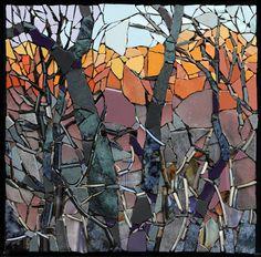 Morning in Ike's Woods - Sharon Loeppky