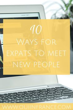 There are so many reasons that contribute to the difficulty of making friends abroad. Here are some ways for expats to meet new people. Life Is Like, What Is Life About, Moving Overseas, Culture Shock, Moving To Paris, What To Pack, Find A Job, Travel Abroad, Meeting New People