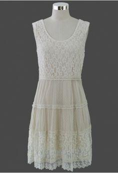 Dreamy Lace Dress