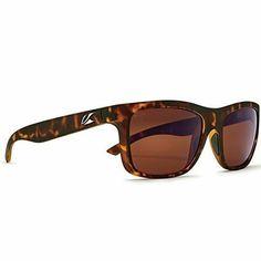 2bef288e482 Kaenon Men s Clarke Black Matte Grip Ultra Brown 12-Polarized One Size   fashion