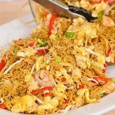 Singapore noodles - America's Test Kitchen