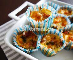 Tento recept na sýrové muffiny se skvěle hodí jako slané občerstvení například na oslavy, pokud má přijít návštěva, ale i jen tak jako svačina do krabičky. Breakfast, Food, Morning Coffee, Essen, Meals, Yemek, Eten