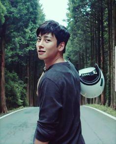 Ji Chang Wook, Jeju Pictorial, photoshoot by Kim Do Won Ji Chang Wook Abs, Ji Chang Wook Smile, Ji Chang Wook Healer, Ji Chan Wook, Asian Actors, Korean Actors, Korean Men, Korean Idols, Korean Celebrities