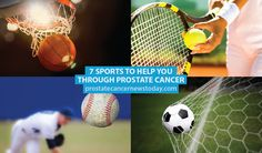 7 Sports to Help You Through Prostate Cancer #ProstateCancerNews