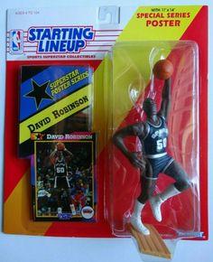 1992  DEE BROWN Figurine Starting Lineup SLU Vintage Boston Celtics