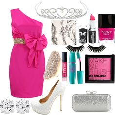"""""""The Queen- PROME"""" by aj-fassett on Polyvore"""