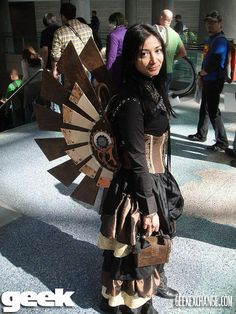 steampunk-divas:  Steampunk     Want to try Steampunk fashion or just an awesome Halloween costume? Visit RebelsMarket for everything you need to get the look. Shop here