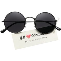 Round sunglasses Rs. 599 Per U (€7,10) ❤ liked on Polyvore featuring accessories, eyewear, sunglasses, glasses, round sunglasses, metal-frame sunglasses, uv protection sunglasses, round frame glasses and round metal frame glasses