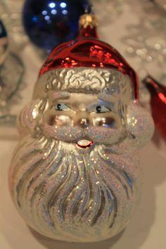 Set of 14 Vintage Mercury Glass Christmas Tree Ornaments Available on etsy Handmade Shop, Handmade Items, Handmade Gifts, Glass Christmas Tree Ornaments, Christmas Tree Decorations, Mercury Glass, Frocks, Vintage Christmas, Goodies