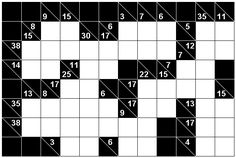Number Logic Puzzles: 21598 - Kakuro size 3