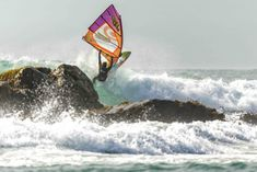 Federico Morisio is an upcoming windsurfing talent dreaming of windsurfing Mauritius. Windsurfing, Mauritius, Fiji, Chile, Athlete, Waves, Adventure, Outdoor, Outdoors