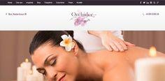 Design z.B. für: Beauty Salon, Wellness & SPA, Massage Praxis, Coiffeur, Yoga Kurse, Fitness Center, Outdoor ... Web Design, Wellness Spa, Massage, Fitness, Outdoor, Beauty, Living Room, Outdoors