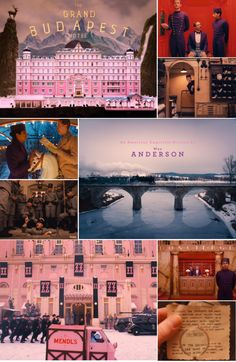 Inspiration Is Everywhere: The Grand Budapest Hotel |Whimseybox