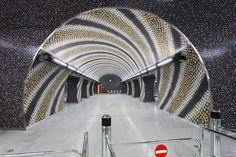 Zwillinge im Untergrund - U-Bahn-Stationen in Budapest eröffnet