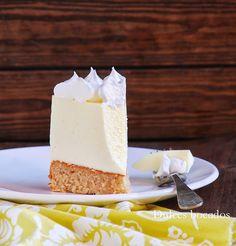 Lemon cheesecake - Cheesecake fácil de limón