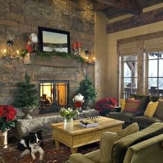 Hot Spots: 10 Rooms to Warm Up With a Fireplace