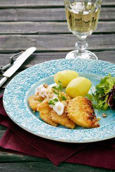 Selleripihvit Waldorfin tapaan | Kasvisruoat | Pirkka #food #vegetarian