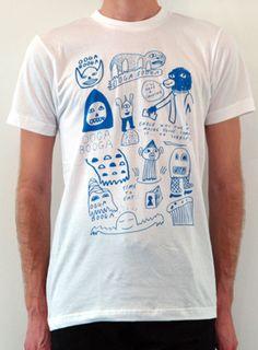 Steve Dore: Ooga Booga Shirt