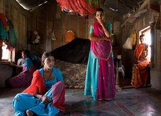 Por primera vez, Día Internacional de la Niña - 11 de octubre / en 2012 centrado en el matrimonio infantil