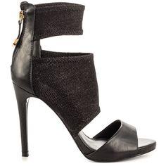 Cayen - Black Multi Fabric by Guess Footwear