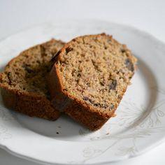 Banana bread à la poudre d'amande et graines de lin – sans gluten – Megalow Food