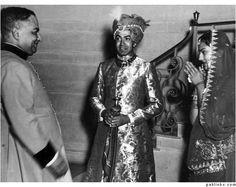Indian Princess - Maharani Gayatri Devi Princess of Jaipur on her Wedding Day to HH Maharaja Sawai Man Singh II - ♥ Rhea Khan