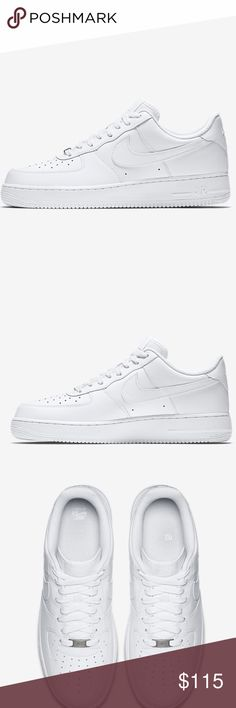 Nike Air Force 1s Worn about 5 times. In great condition. Feel free to ask any questions Nike Shoes Sneakers