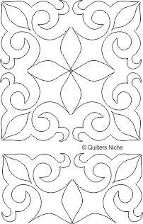 Quilting Stencils, Quilting Templates, Longarm Quilting, Free Motion Quilting, Machine Quilting, Quilting Designs, Machine Embroidery, Embroidery Designs, Applique Patterns