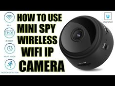How to setup and installation Mini Spy IP Camera Wireless WiFi HD video tutorial. Mini Spy IP Camera Wireless WiFi HD Hidden Home Security Night . Remote Camera, Spy Camera, Best Home Security, Security Cameras For Home, Mac Os, Wide Angle, Hd 1080p, Night Vision