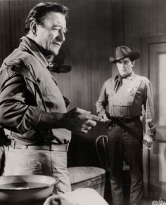 Howard Hawks western movies   Re: El Dorado - 1967 - Howard Hawks
