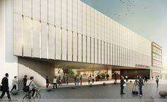 Architecture Plan, Street View, Building, Thesis, University, Sketch, Design, School, Children