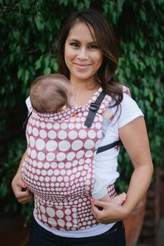 Tula Pearl Bordeaux TULA BABY CARRIER