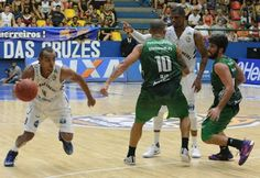 Blog Esportivo do Suíço: Mogi vence clássico paulista contra o Bauru e se reabilita no NBB