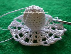 U Kathryn : Szydełkowy anioł (wzór)/Crochet angel (pattern)