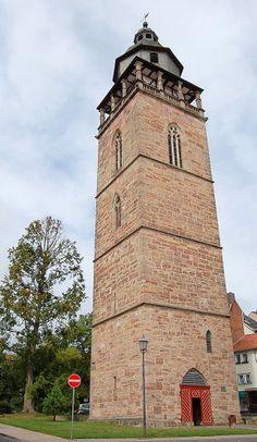 Eschwege-Nikolaiturm – Regiowiki