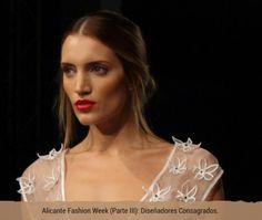 Alicante Fashion Week Diseñadores Consagrados