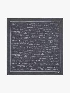 bandana messages agnès b. noir | agnès b. Bandana, Messages, Chalkboard Quotes, Art Quotes, Black People, Bandanas, Text Posts, Text Conversations