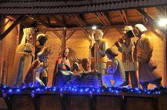 Різдв'яна шопка Біля Львівської Ратуші