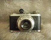 Boltax III Miniature Japanese Camera-1940's