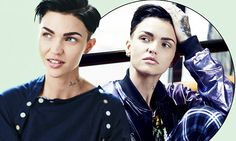 Ruby Rose never thought she'd make it as a Maybelline cover girl dailymail.co.uk