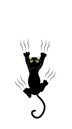 51 ideas for wallpaper preto e branco tela de bloqueio Wallpaper Gatos, Cat Wallpaper, Trendy Wallpaper, Tumblr Wallpaper, Wallpaper Iphone Cute, Galaxy Wallpaper, Screen Wallpaper, Pattern Wallpaper, Wallpaper Quotes