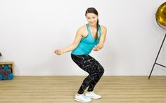 Dieses Hip Hop-Workout trainiert Bauch, Beine und Po - und macht Spaß!