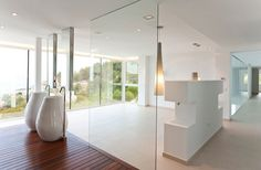 Altea Hills, Alicante, Divider, Villa, Bathtub, Room, Furniture, Home Decor, Central Heating