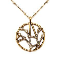 Virgo Astral Necklace
