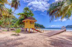 Maracas Bay, Trinidad & Tobago, Caribbean