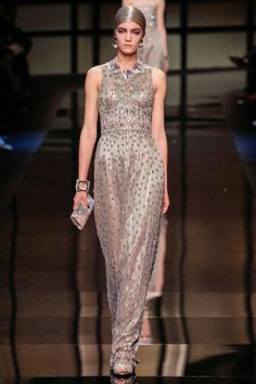 Foto APCL2014 - Armani Privé Couture Lente 2014 (1) - Shows - Fashion - VOGUE Nederland